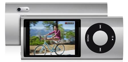 Apple Announces New iPod Nano