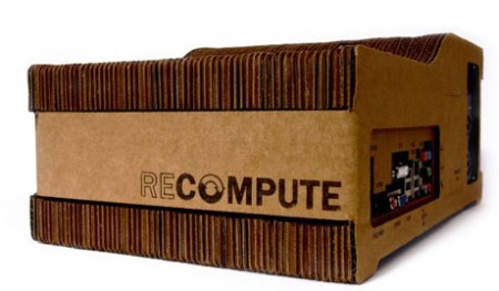Recompute Cardboard Cases