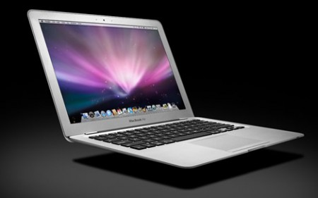 The New MacBook Air 2011