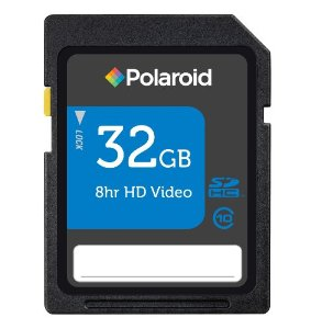 32GB SD Card for $16